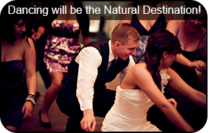 Dancing Will Be The Natural Destination